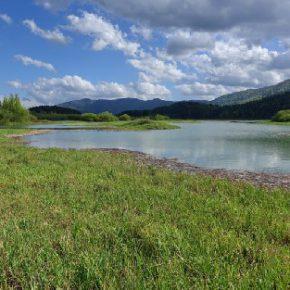 695 1 290x290 - Padavine napolnile Jezero