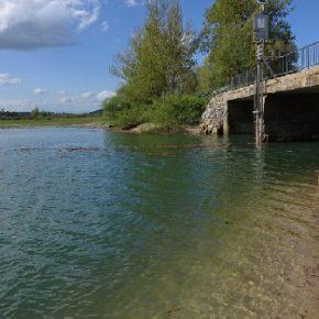 695 3 290x290 - Padavine napolnile Jezero