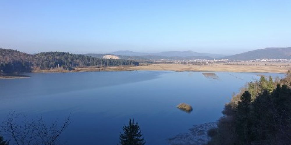 Jezero na Valentinovo