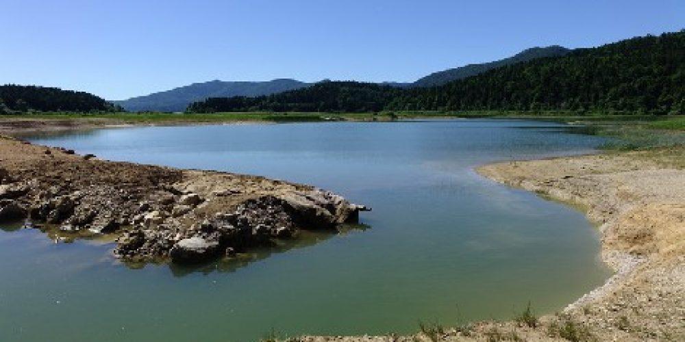 Jezero usiha