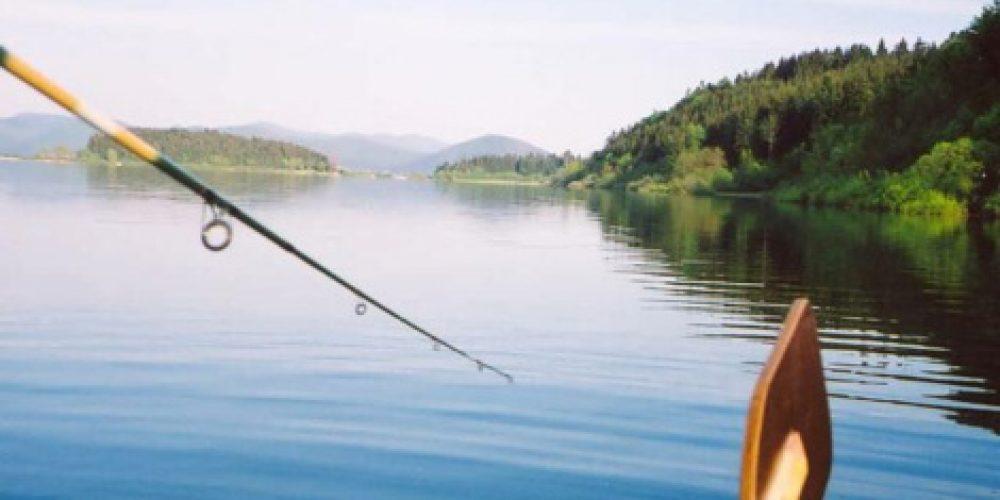 Utrinki iz Cerkniškega jezera